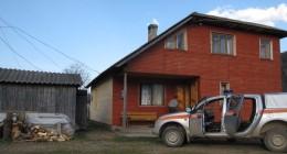 Relacja Z Wyprawy W Gorgany, Maj 2012, Gospodarstwo Agroturystyczne Arnika