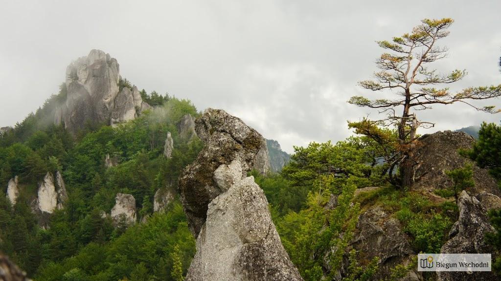 Weekend na Słowacji - Sulowskie Skały - atrakcje blisko granicy z Polską
