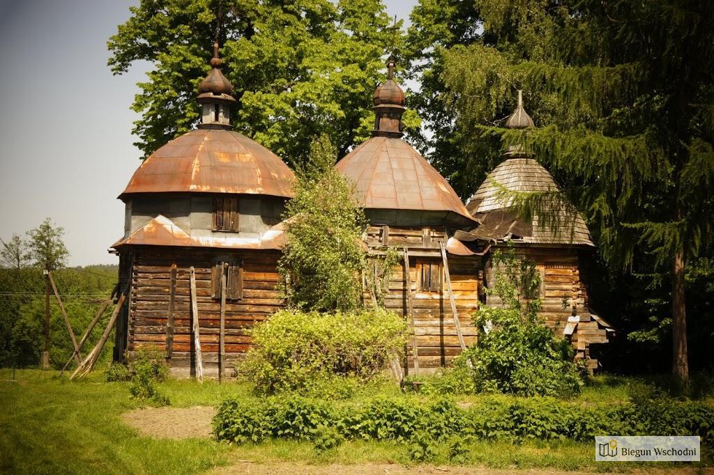 Ruiny cerkwi w Nowym Bruśnie