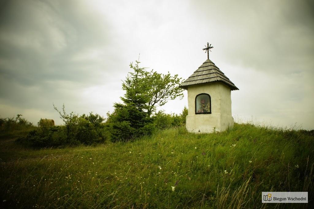 Kapliczka św. Jana niedaleko Jaślisk