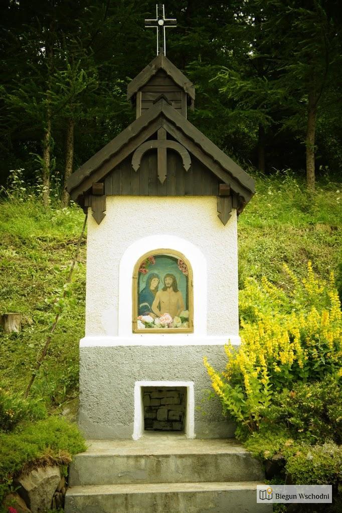 Kapliczka na Sołtystwie w Jaśliskach
