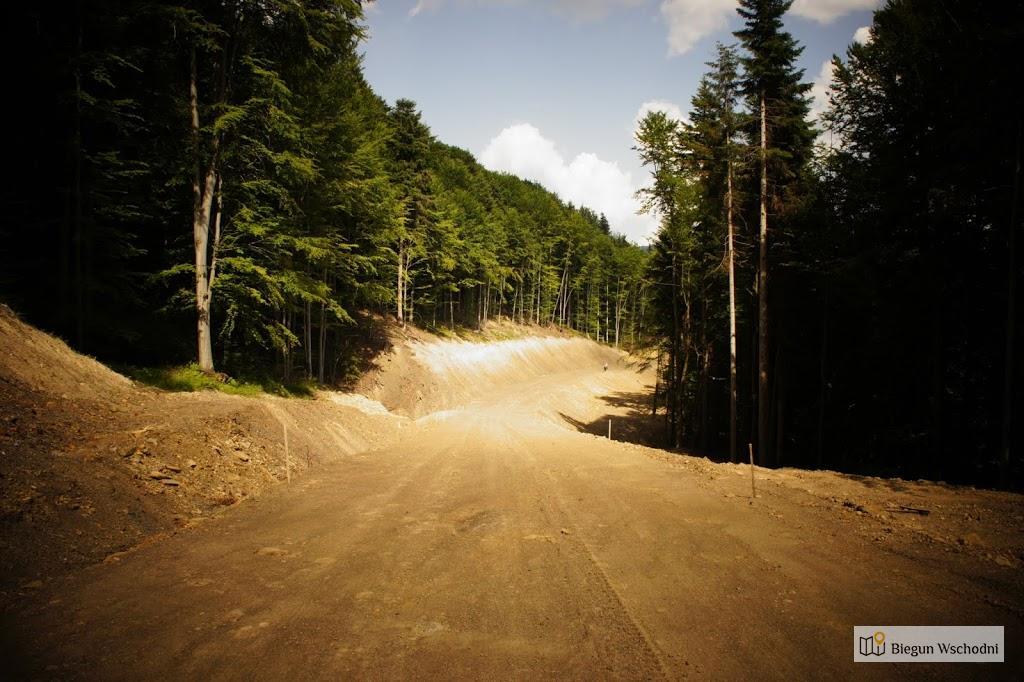 Nowa droga z Moszczańca do Puław