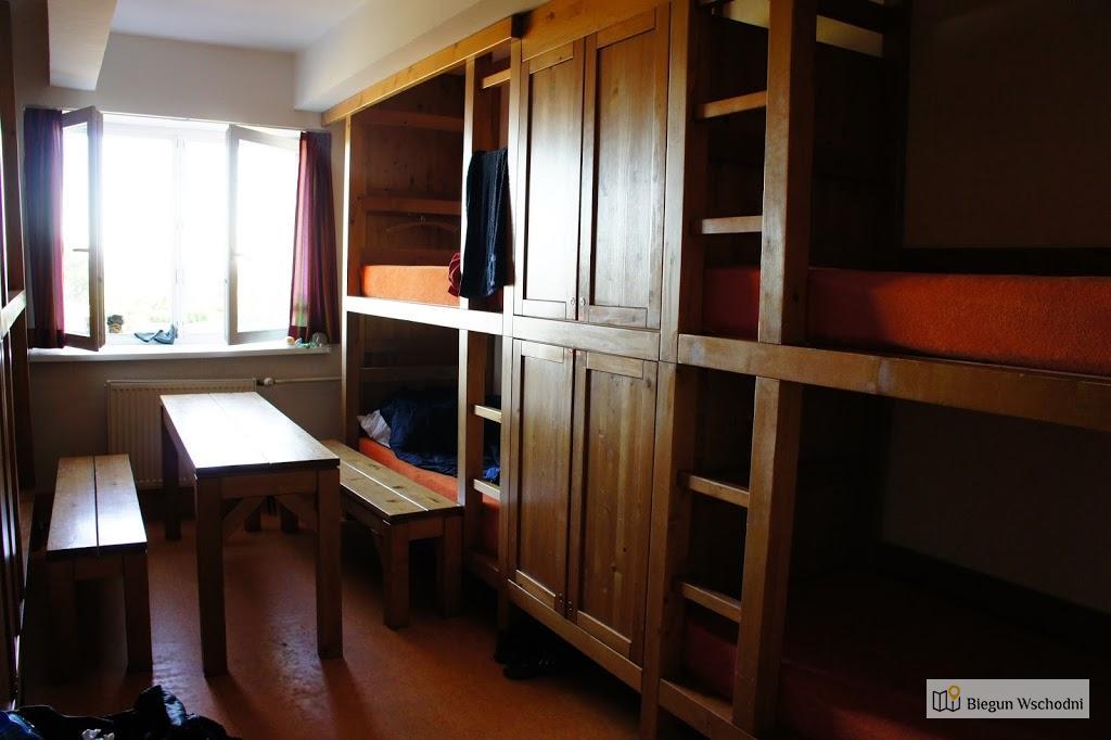 Pokój w schronisku przy hotelu Kralova Studna, Wielka Fatra