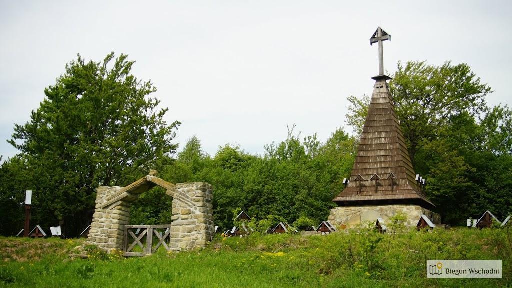 Zabytkowy cmentarz wojenny nr 4 w Grabiu