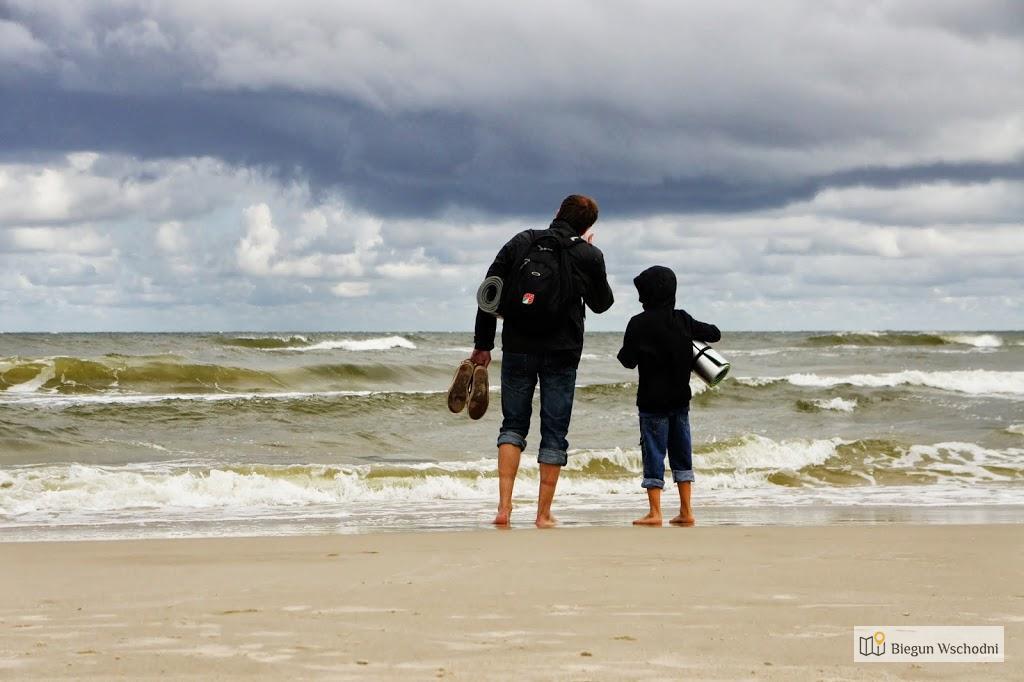 Długi Weekend Nad Bałtykiem, Z Dzieckiem I Namiotem