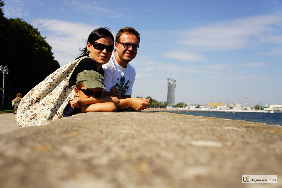 Długi weekend z dzieckiem nad Bałtykiem - Gdynia