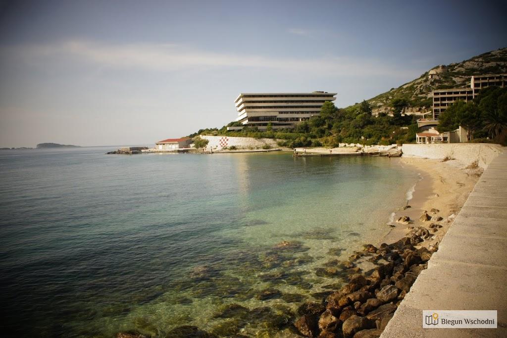 Atrakcje Chorwacji: Kupari, Zatoka Umarłych Hoteli