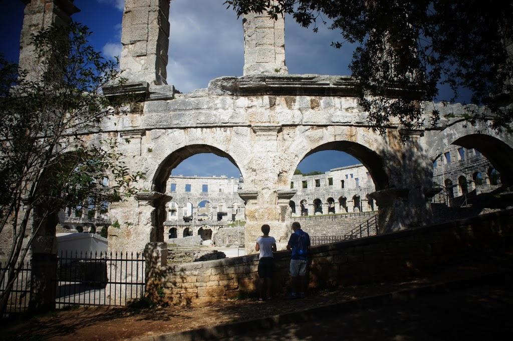 Atrakcje Chorwacji: Pozostałości Po Imperium Rzymskim