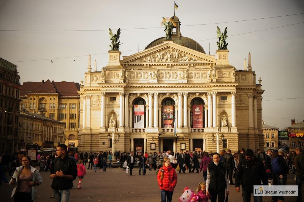 Opera Lwowska - atrakcje Lwowa, co warto zobaczyć