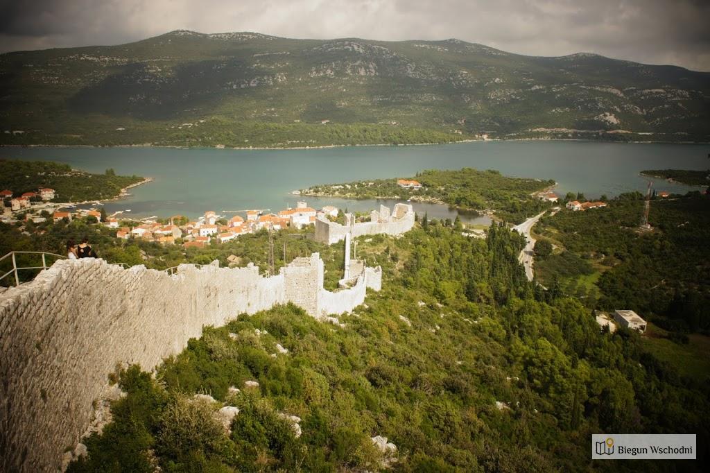 Atrakcje Chorwacji: Ston, najdłuższe mury obronne w Europie
