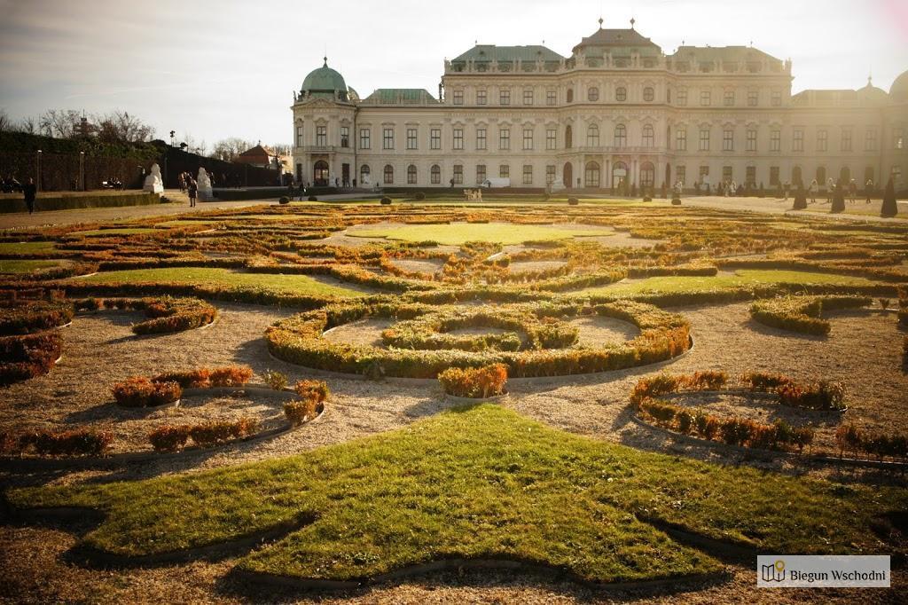 Wiedeń, Belweder
