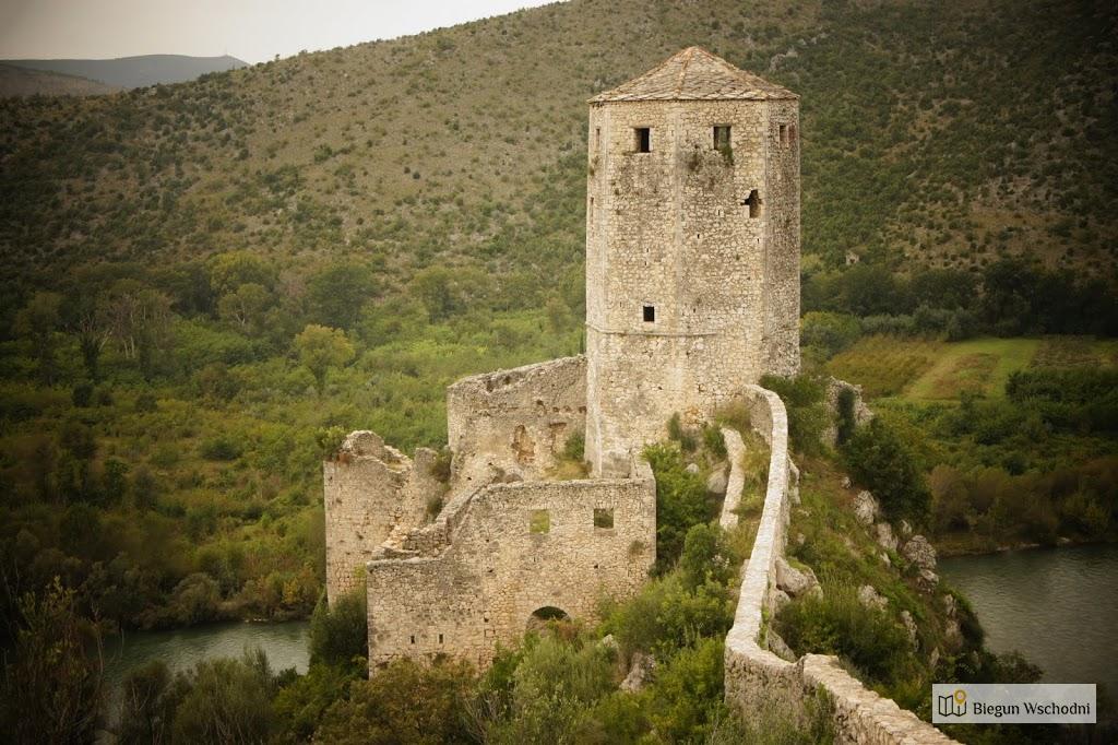 Pocitelj. Kryjówka Piratów W Bośni I Hercegowinie