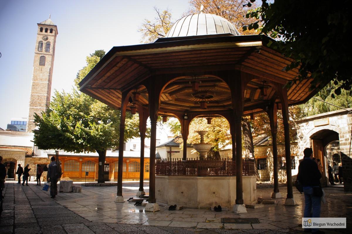 Atrakcje Sarajewa, które warto zobaczyć - meczety