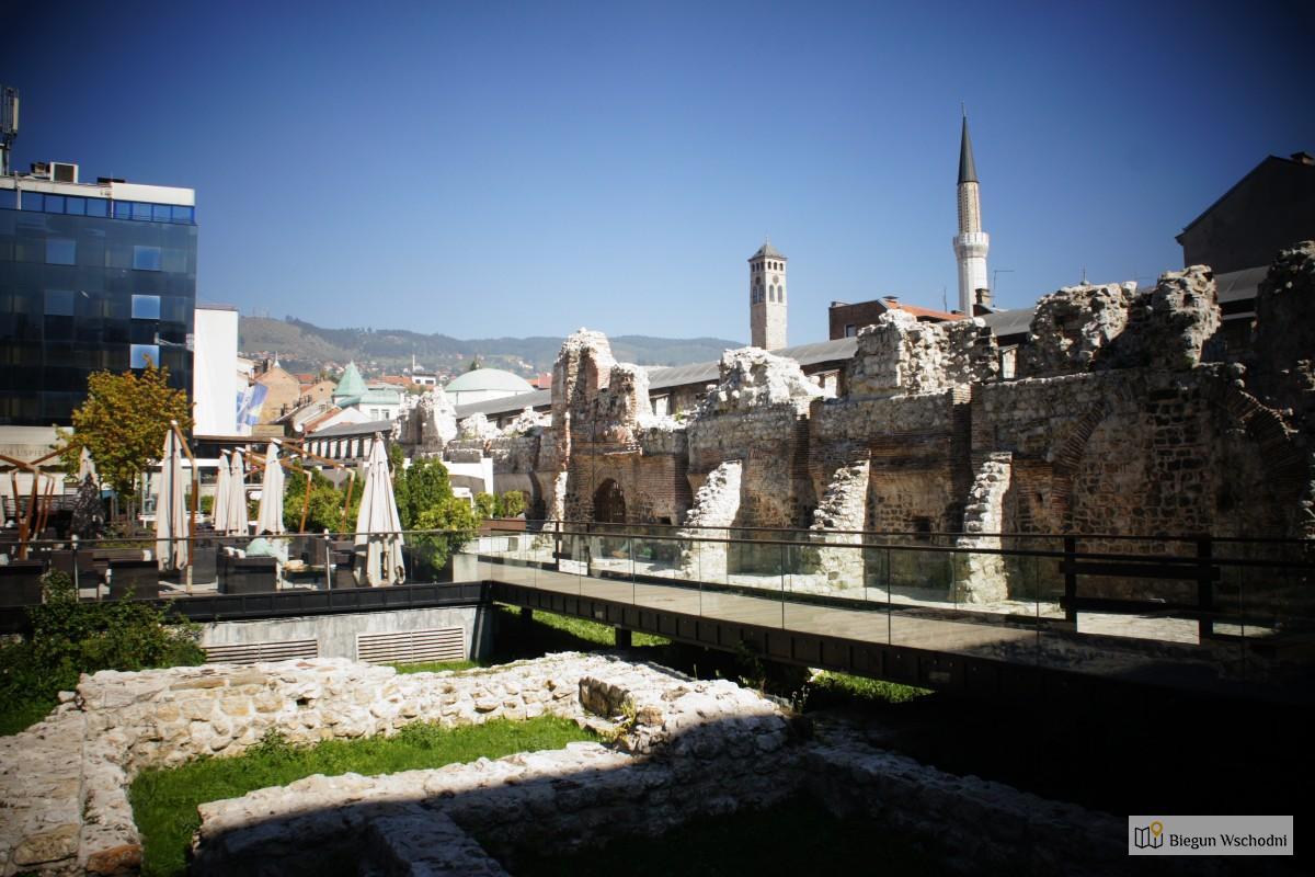 Atrakcje Sarajewa - Gazi Husrev begov bezistan