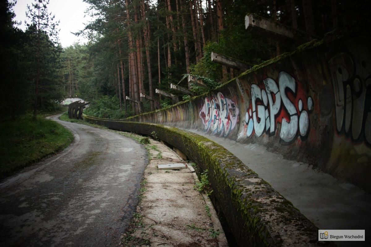 Atrakcje Sarajewa, które warto zobaczyć - miasteczko olimpijskie