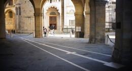 Kalendarz Słoneczny W Bergamo