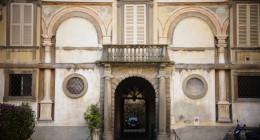 Budynek Przy Piazza Nuova, Bergamo