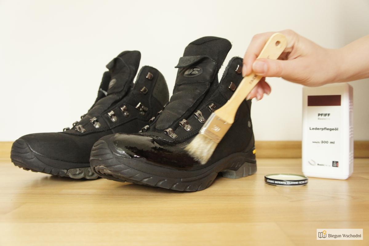 Skuteczna impregnacja butów metodą tłuszczową. Olej do skór