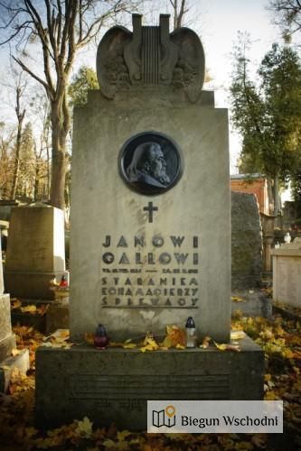 Przewodnik po Cmentarzu Łyczakowskim
