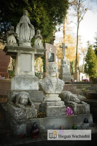 Przewodnik po Cmentarzu Łyczakowskim we Lwowie