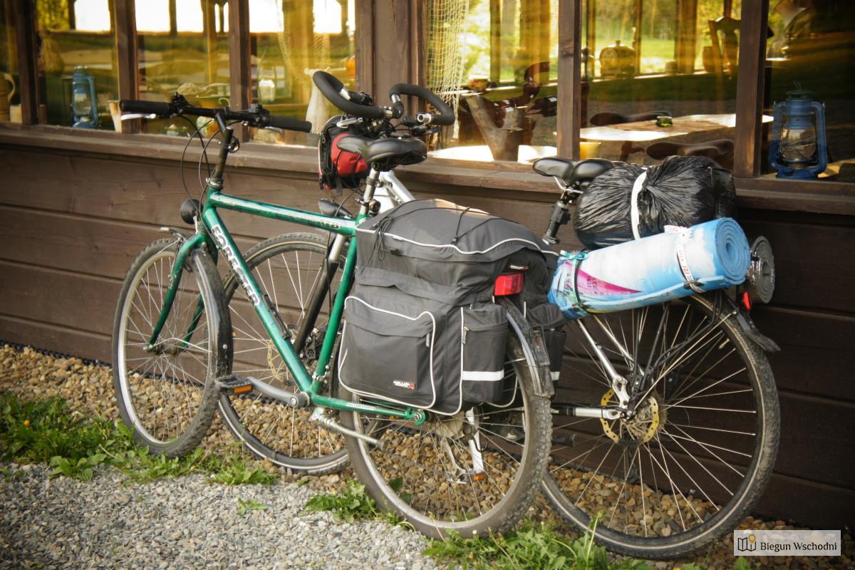 Rekreacyjna Weekendowa Trasa Rowerowa W Bieszczadach Zachodnich