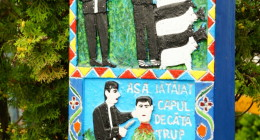 Wesoły Cmentarz W Rumunii, Sapanta