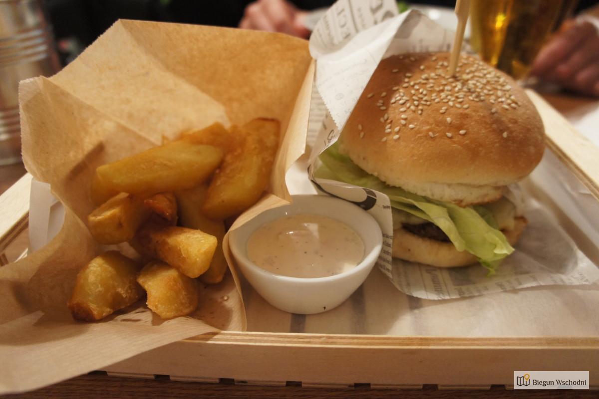 Gdzie zjeść burgera w Bratysławie