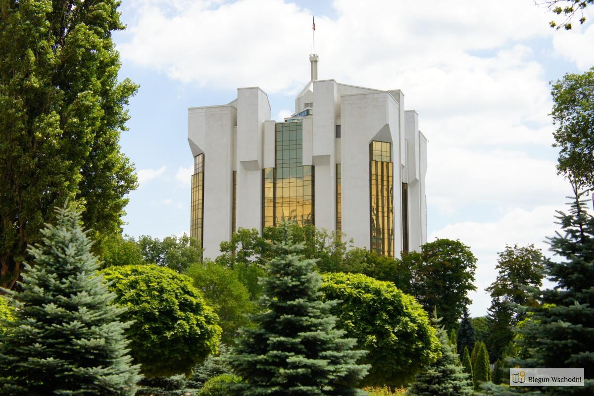 Pałac prezydencki w Kiszyniowie