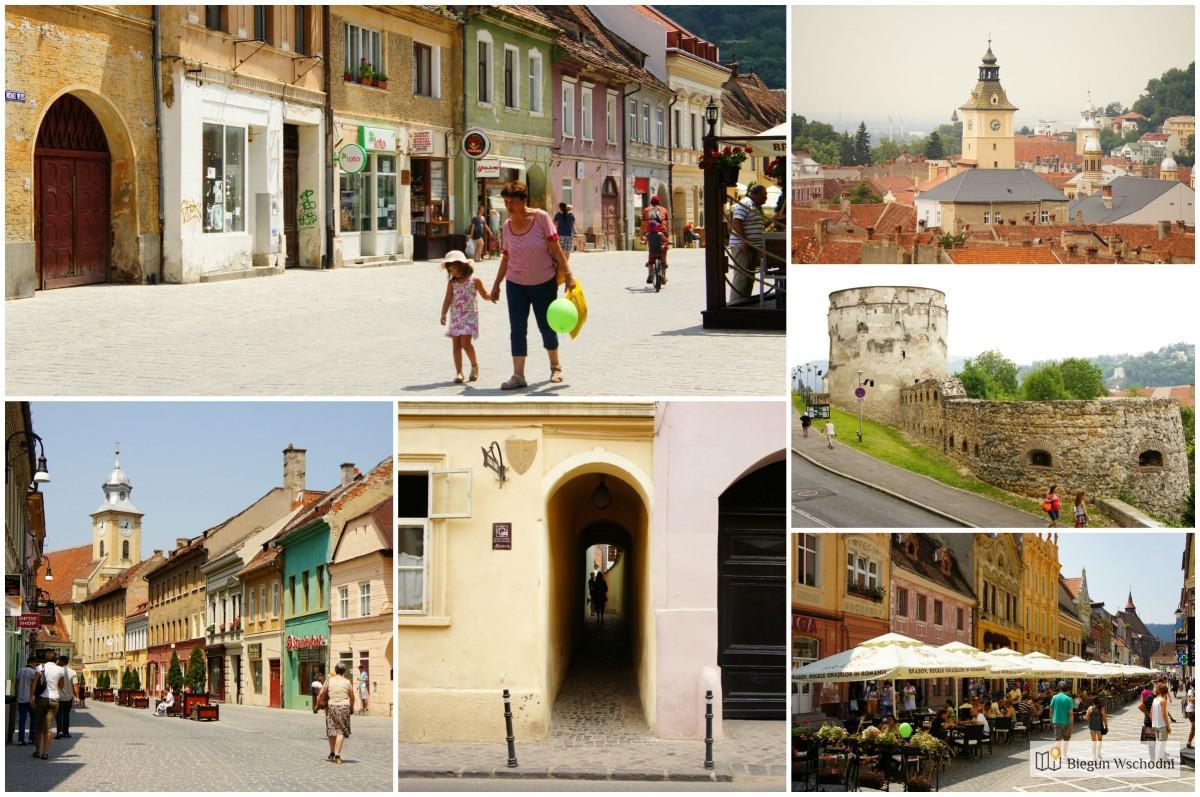 Miasta w Rumunii, które trzeba zobaczyć. Braszów
