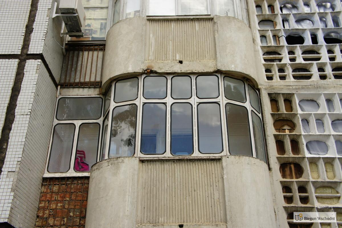 Kiszyniów - architektura mieszkalna