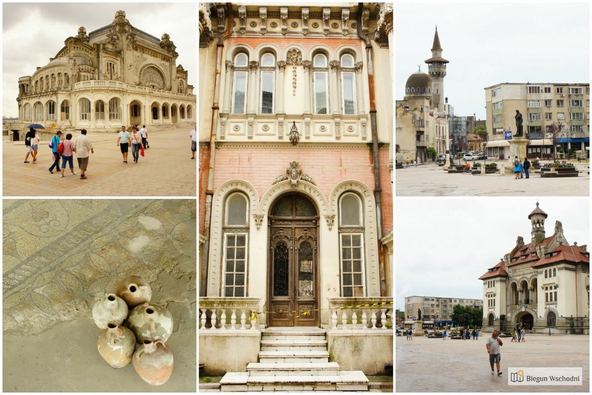 Konstanca. Miasta, które trzeba zobaczyć w Rumunii