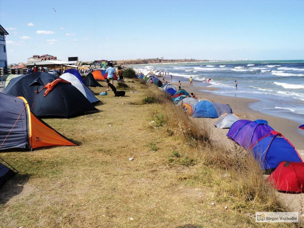 Vama Veche, Morze Czarne, Rumunia