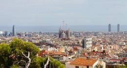 Barcelona. Podróż Z Biletem Interrail