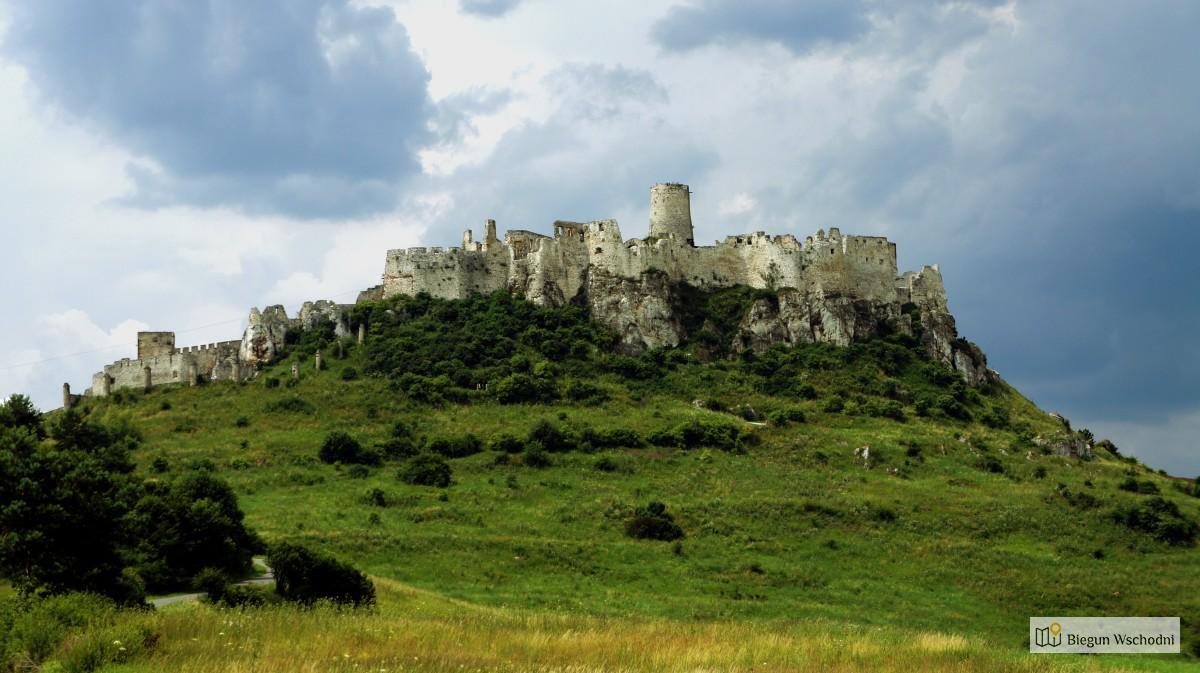 Weekend na Słowacji. Zamek Spiski - Spissky hrad