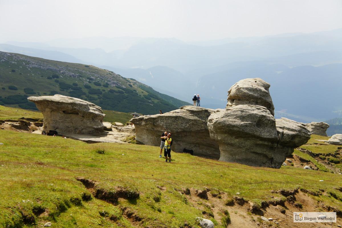 Rumunia, góry Bucegi
