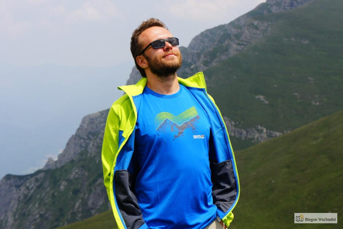 Wędrówka po górach Bucegi