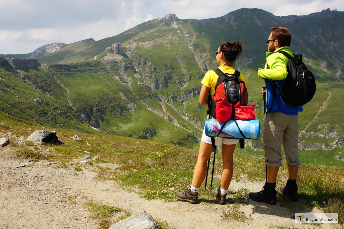 Rumunia, wędrówka po górach Bucegi