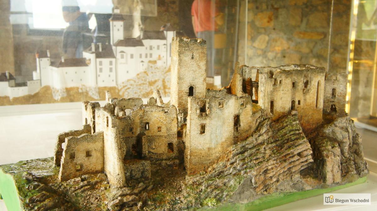 Weekend na Słowacji, zamek Strecno