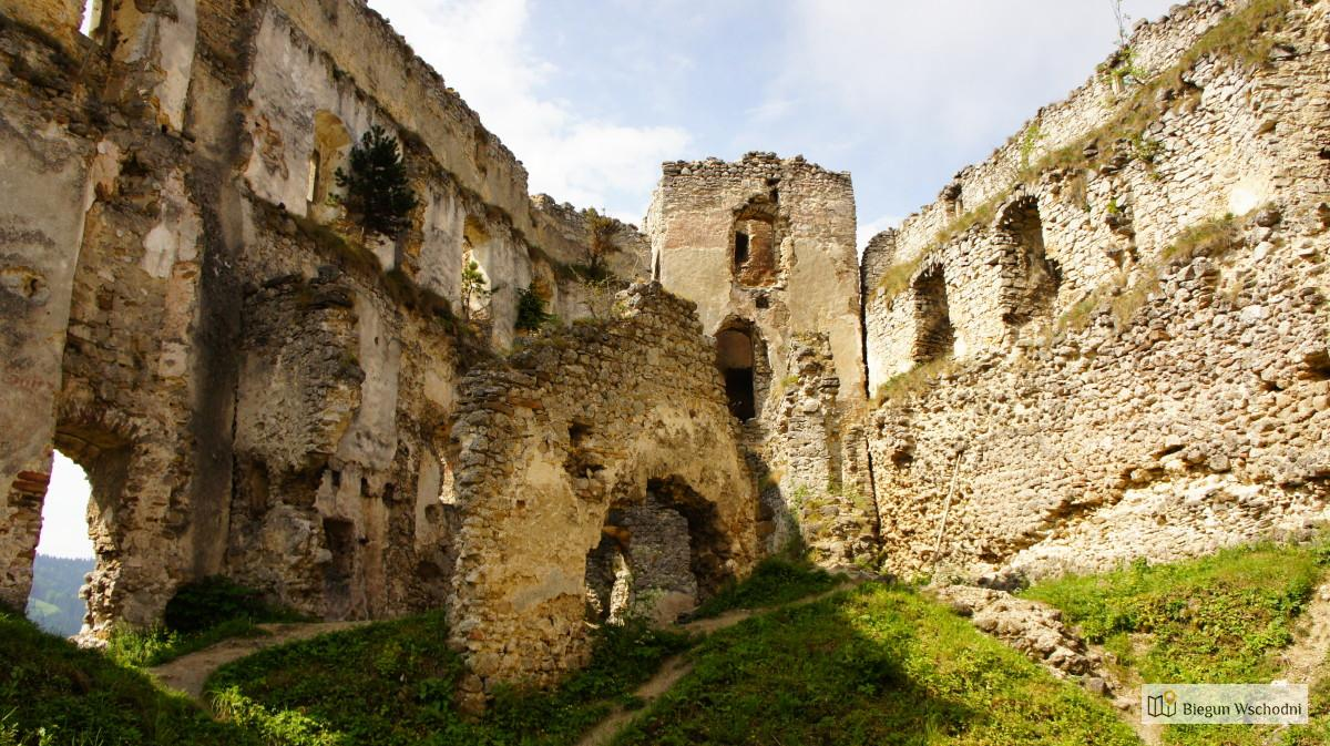Zamek Lietava - weekend na Słowacji, atrakcje, co zobaczyć