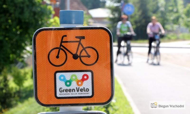 Green Velo oznakowanie