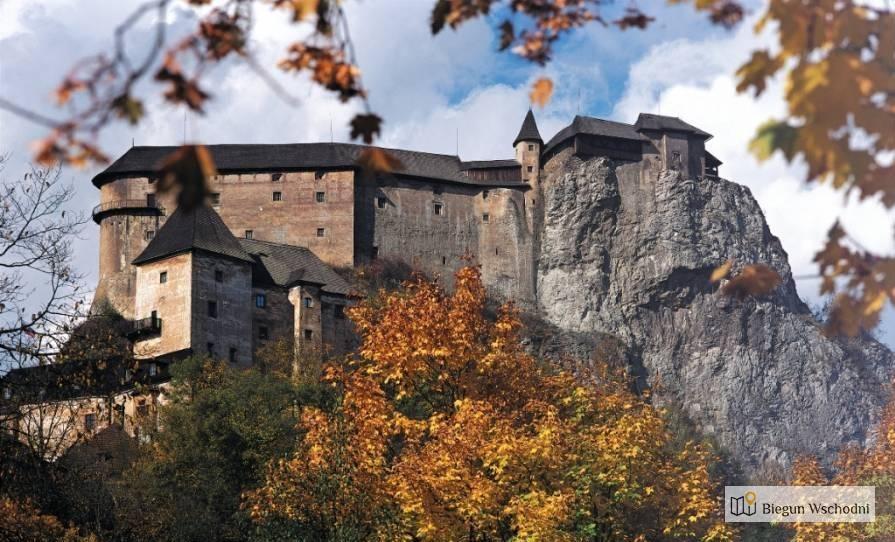 Zamek Orawski - weekend na Słowacji, atrakcje, co zobaczyć