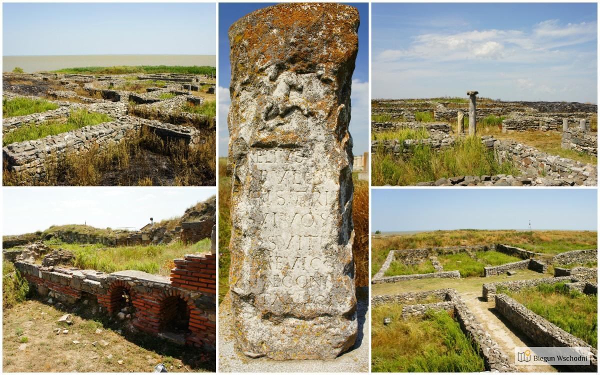 Atrakcje Rumunii - starożytne miasto Histria