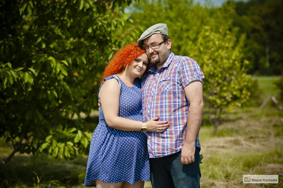 Podróże w ciąży - Iza i Mariusz - weekendowi podroznicy