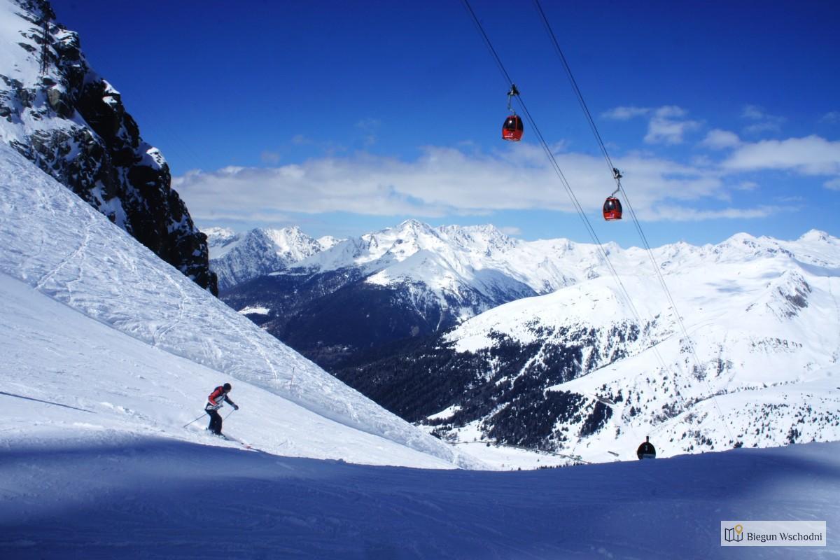 Wyjazd na narty z biurem podróży - Passo del Tonale, Włochy