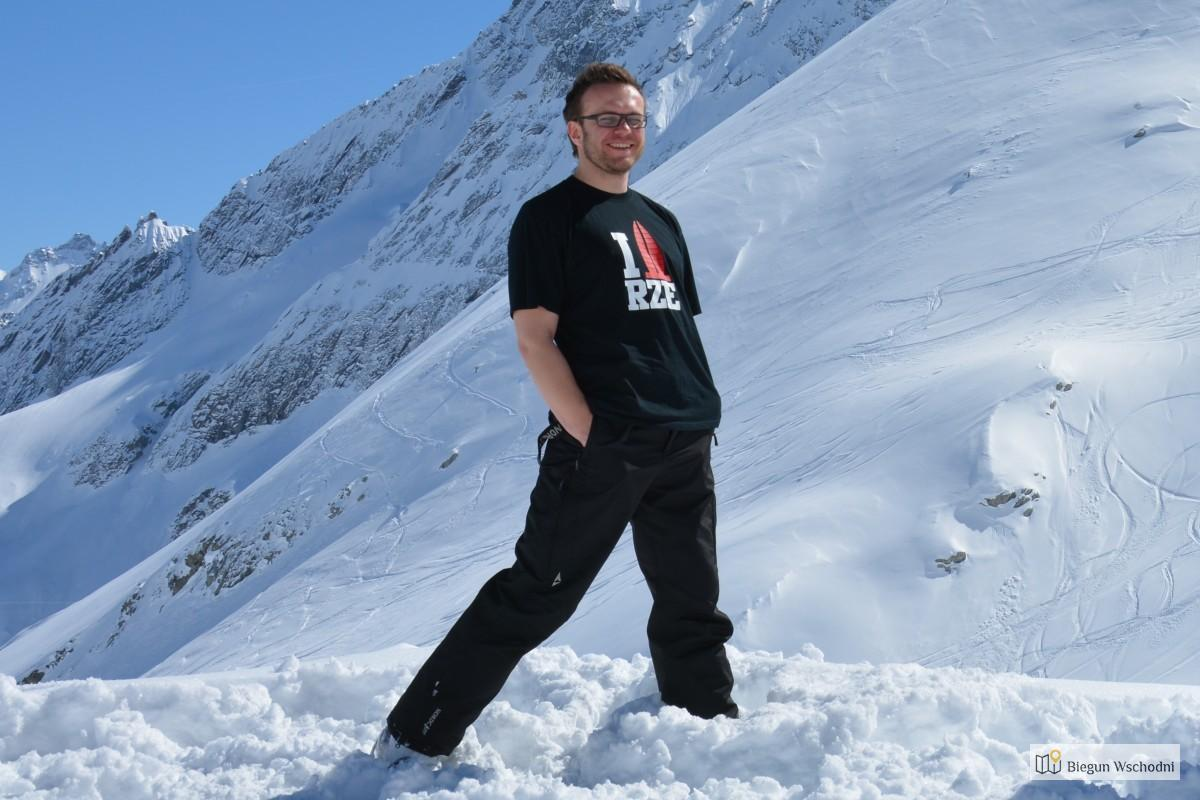 Narty w Alpach, z biurem podróży