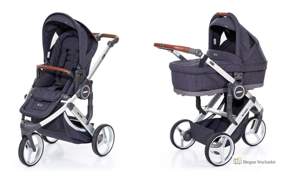 ABC Design Cobra Plus - wózek z hamulcem ręcznym do biegania i jazdy na rolkach