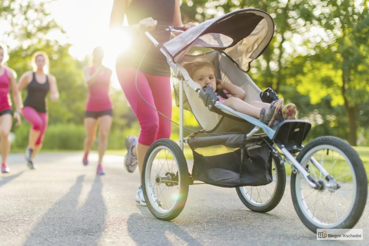 Wózki Z Hamulcem Ręcznym Dla Aktywnych Rodziców. Do Biegania, Jazdy Na Rolkach I Wędrówek Po Trudnym Terenie