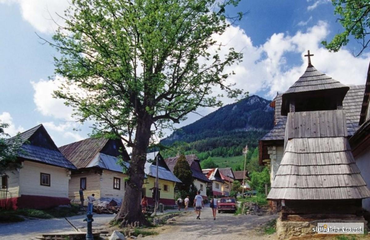 Vlkolinec - atrakcje Słowacji blisko granicy z Polską, weekend na Słowacji