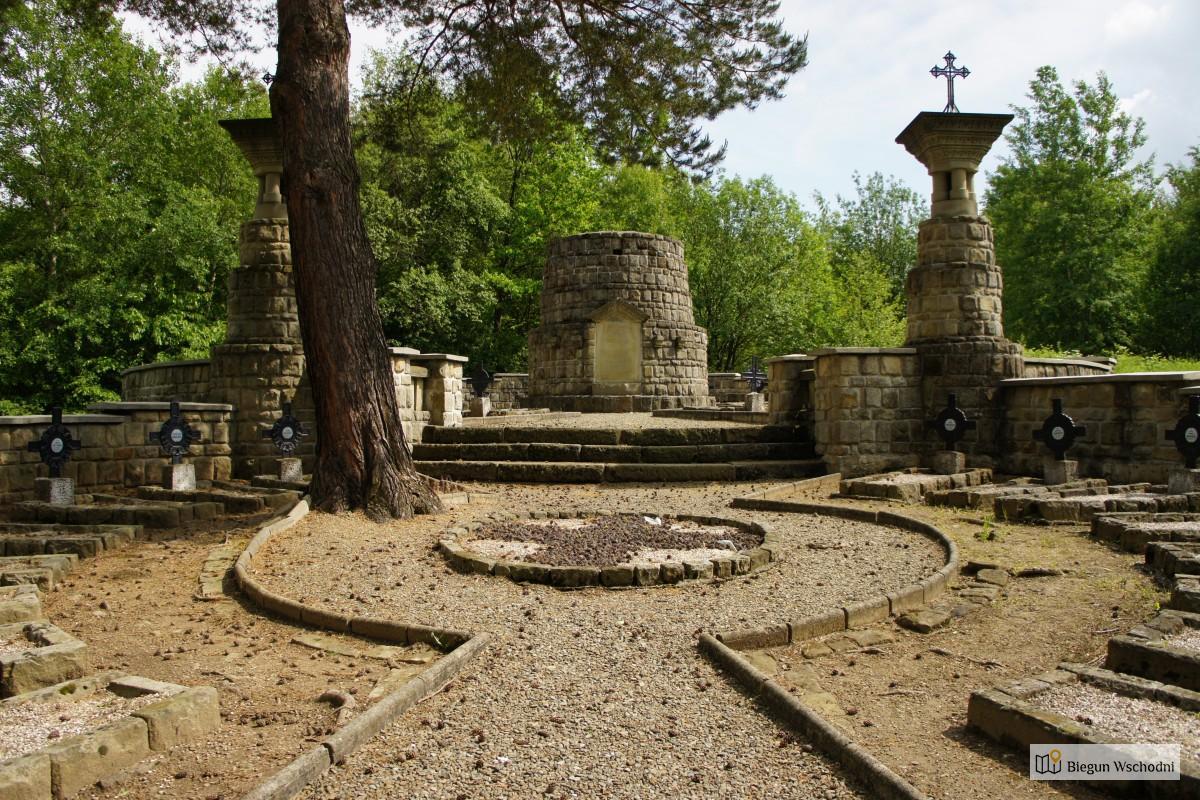 Weekend W Beskidzie Niskim. Cmentarz Nr 11 W Woli Cieklińskiej