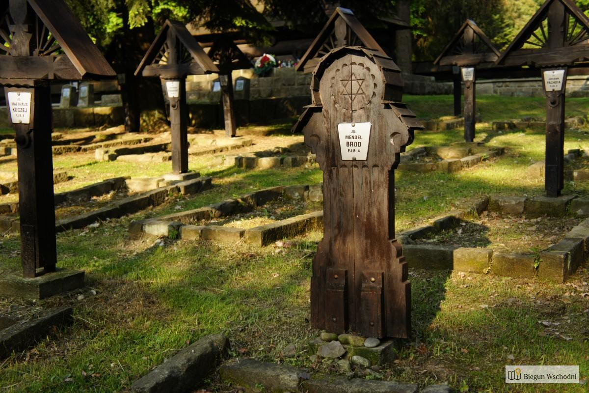 Weekend W Beskidzie Niskim. Cmentarz Wojenny Nr 60 Magura Małastowska